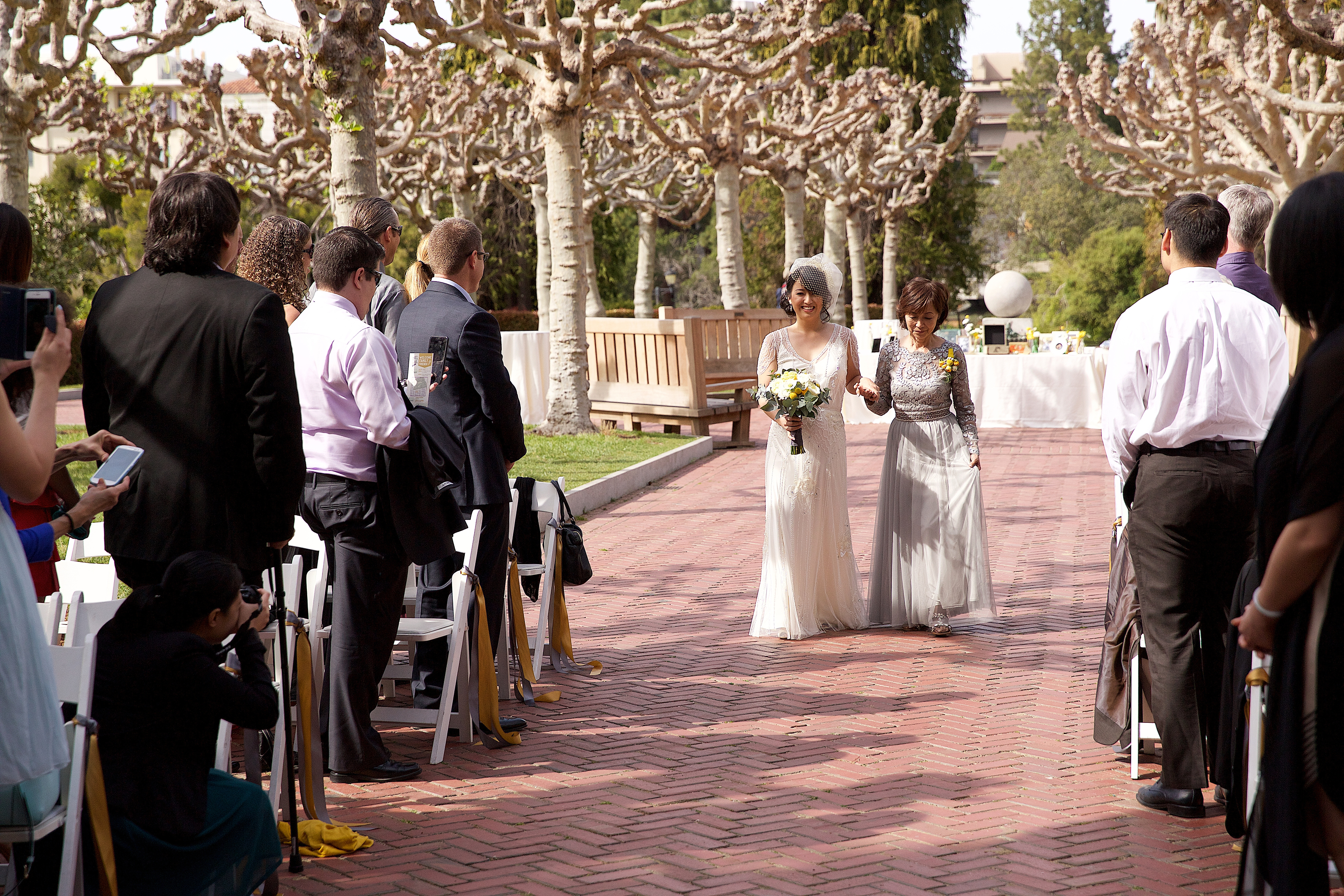 Grace And Joey Wedding At Uc Berkeley Campanile City Club 63
