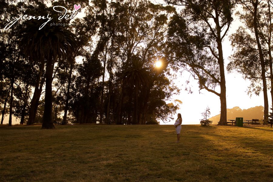 Aprilmarie's Maternity photos at Point Pinole Park in Richmond 6