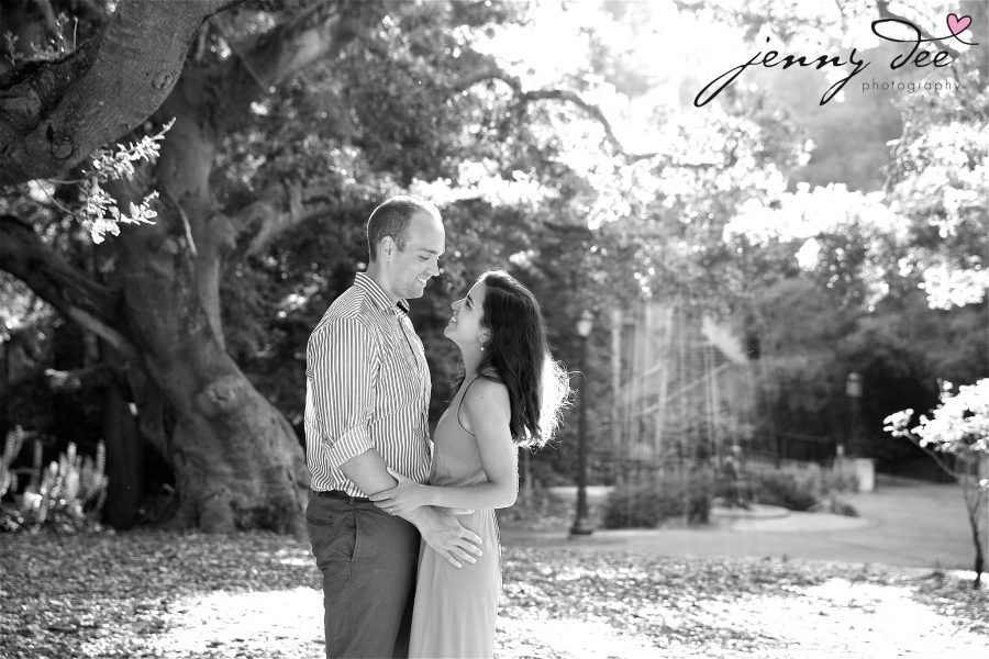 Allie and Stan's Engagement photos at the UC Berkeley campus 9