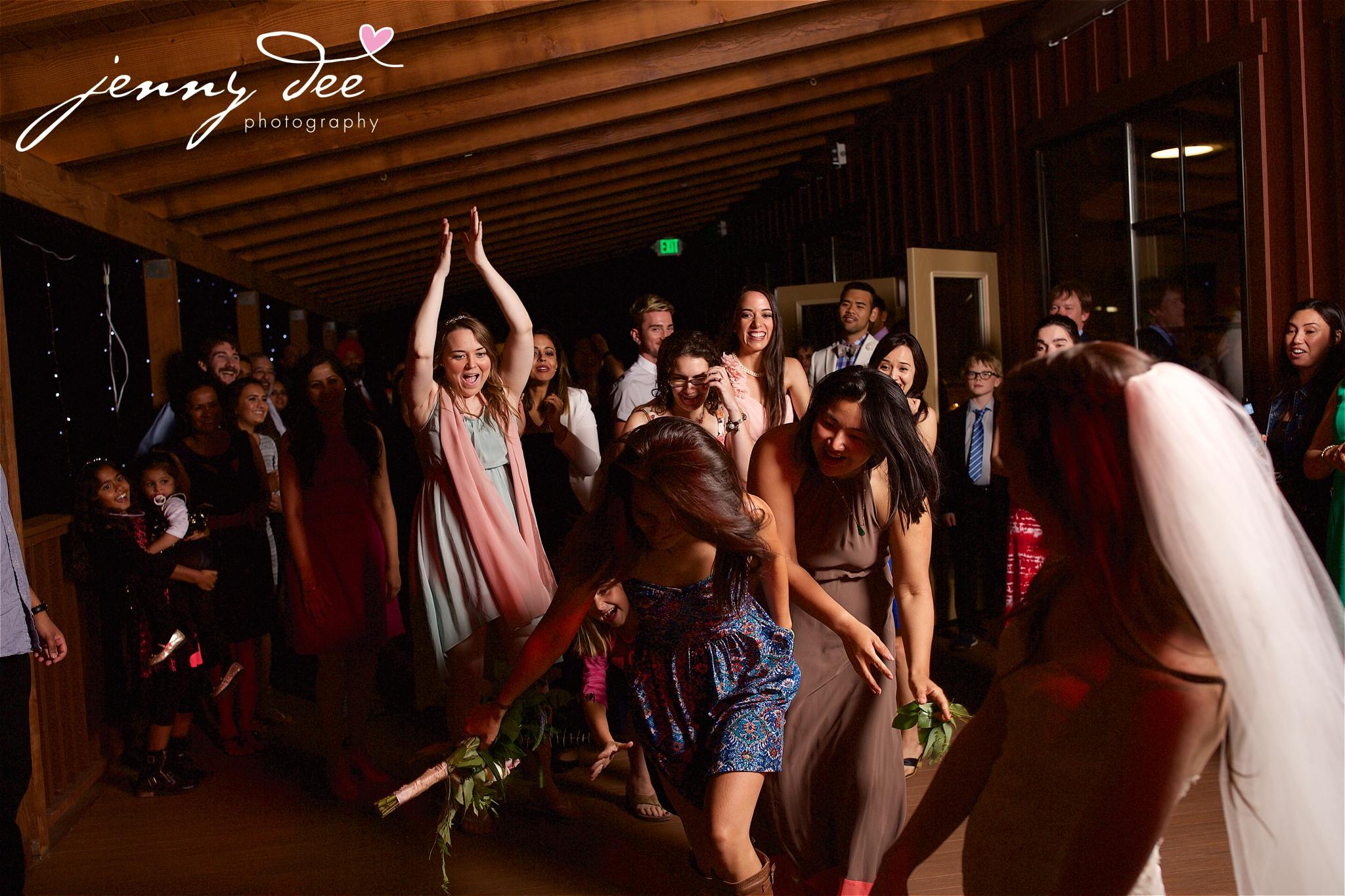 Jenny And Tommys Wedding At Camp Ymca Loma Mar 107 San Francisco Bay Area Wedding Photography Jenny Dee Photography