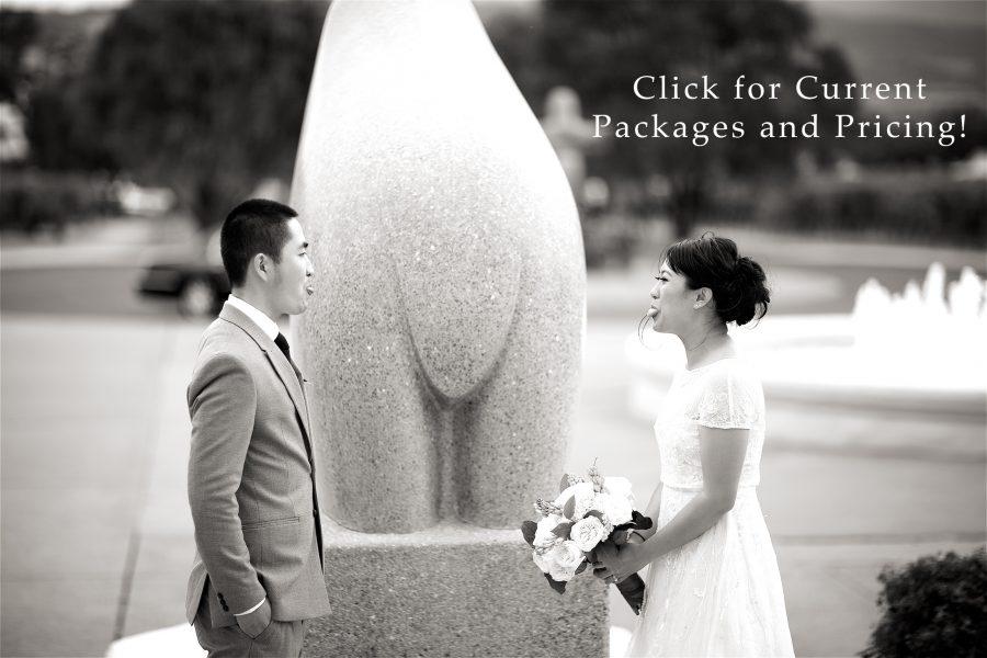 Wedding photos at Robert Mondavi Winery in Napa
